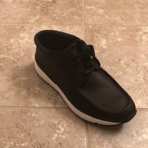 Black Vince Toronto Shoes